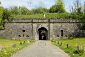 Le fort la Chaux